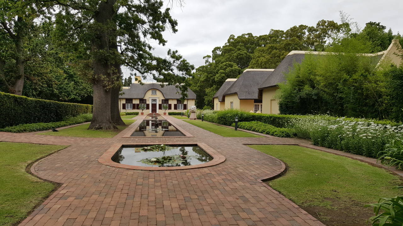 Vergelegen Wine Estate Manor House