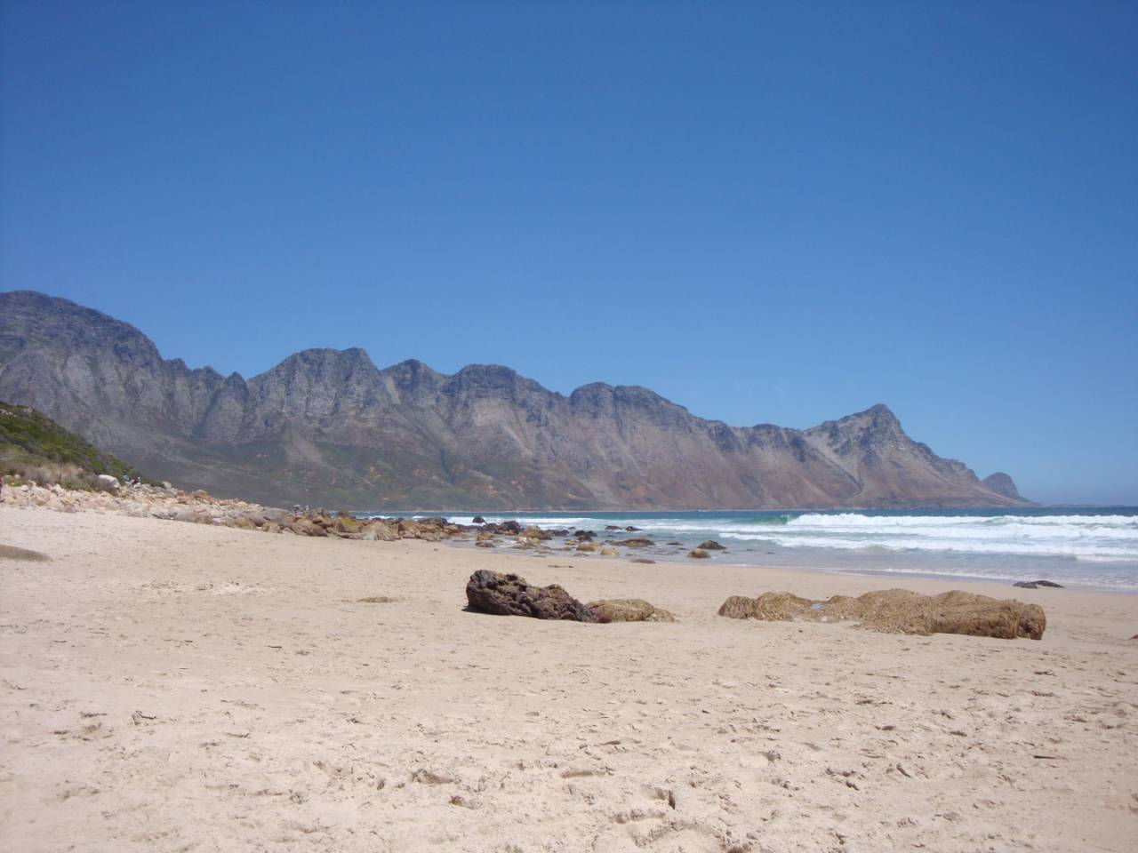 Kogel bay beach