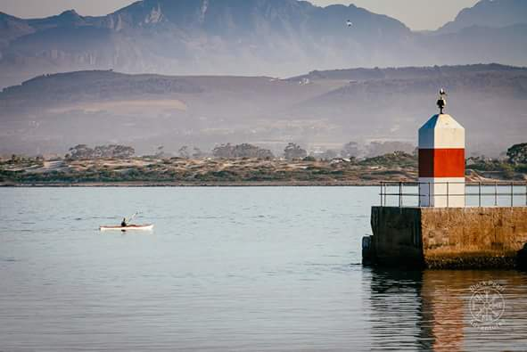 Gordon's Bay harbour