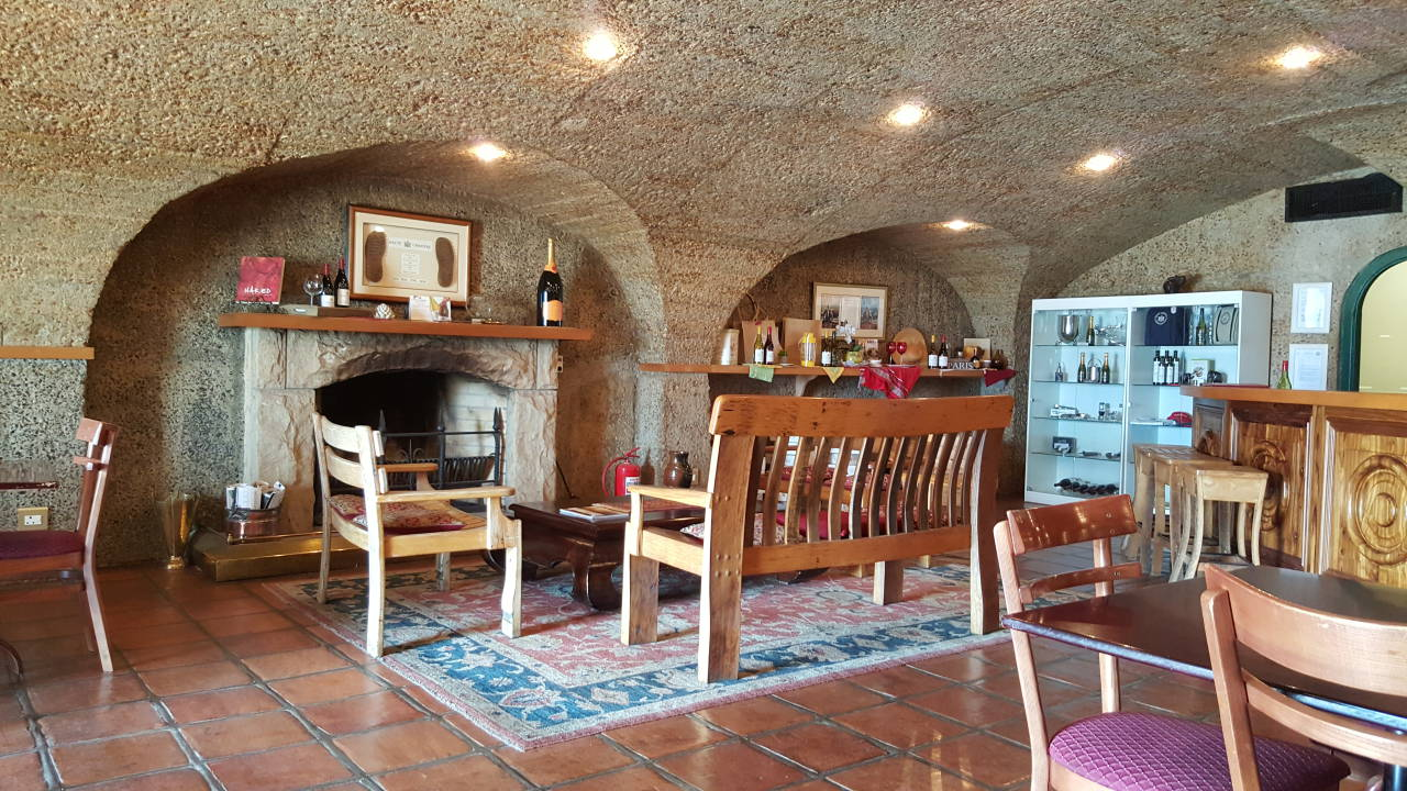 Haute Cabrière Cellar