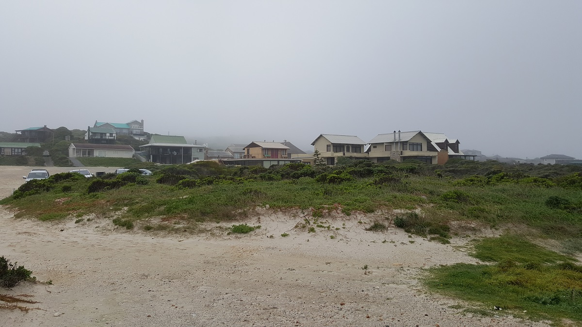 Suiderstrand Town