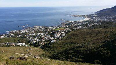 Pipe Line Hike – Table Mountain