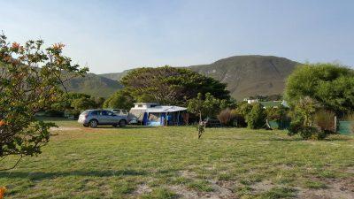 Kleinmond Caravan park