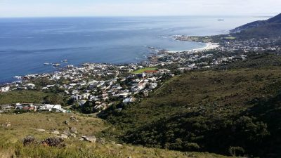 Pipe Line Hike – Table Mountain