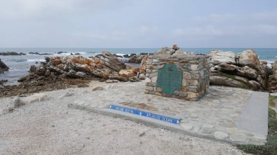 The Southernmost Tip of Africa