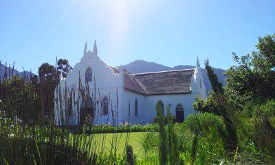 Franschoek Dutch Reformed Church