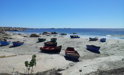 Paternoster Fishing Harbour